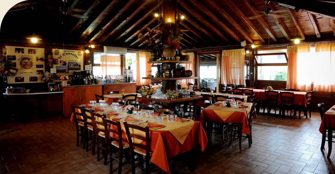 ristorante castello viterbo